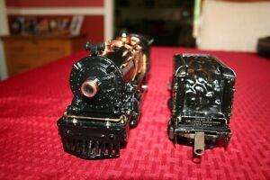 LIONEL PREWAR ENGINE #262e AND TENDER #262T  RUNS FNR