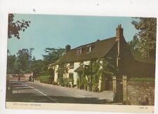Pitts Cottage Westerham Vintage Postcard 357b