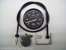 Kit CEV Contachilometri+Corda+Rinvio per ciclomotori anni 70/80/90 scala 60 km/h