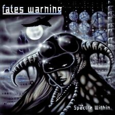 """FATES WARNING """"THE SPECTRE WITHIN"""" CD NEUWARE!!"""