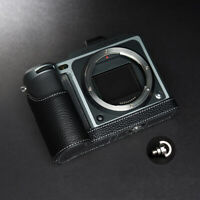 Hasselblad Real Leather Half Case For X1D X1D2 50C Camera Handmade Retro Cover