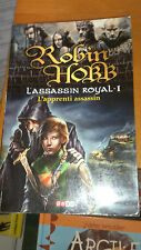 Robin HOBB - L'Assassin royal, Tome 1 : L'apprenti assassin
