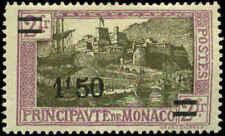 Monaco Scott #99 Mint