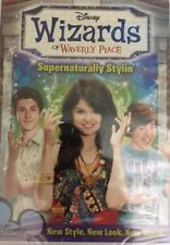 Wizards of Waverly Place-Supernaturally Stylin'(DVD,2009)New Sealed-RARE-SHIP24H