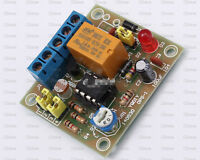 Light-Operated Switch Kit DIY Kit With 5V Relay LM393 Electronic Funny DIY