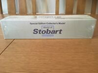 ATLAS EDITIONS WORLD OF STOBART 1:76 DIE-CAST SCANIA LOW CAB/LOADER NEW SEALED