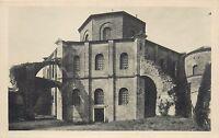 Ravenna Tempio di S Vitale (lato nord) Italy Italia RPPC POSTCARD