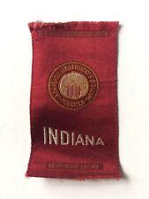 New listing 1910 Tobacco Cigarette College Silk Indiana (133)