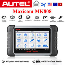 Autel MK808 MX808 OBD2 Scanner Diagnostic Tool Full System Reader Oil Reset EPB