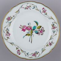 Herend Antique Floral Pattern Dinner Plate from 1910 II.