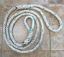 "5/8"" x 15 ft Dacron/Polyester Mooring Pendant"