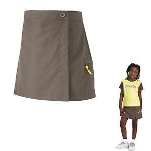 BROWNIES SKORT BROWN SKIRT NEW ALL SIZES OFFICIAL UNIFORM GIRLS KIDS