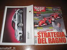 AUTOSPRINT 2001/20=F.3000 JSTIN WILSON=MONTEZEMOLO=GT FIA VIPER LETALE=TARQUINI=