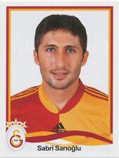 N°140 SABRI SARIOGLU # TURKEY GALATASARAY.SK STICKER PANINI SUPERLIG 2011