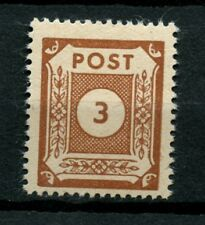 East saxony 1945 SG#RE16 3pf Brown MNH #A23821
