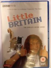 Little Britain - Series 2 (DVD, 2005, 2-Disc Set) -NEW AND STILL SEALED