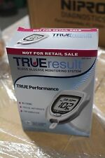 trueresult true result glucose meter WITH 10 STRIPS FREE SHIPPING