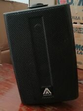AMATE AUDIO B6/6.5'' PROFESSIONAL SPEAKERS 50W RMS BLACK SET OF 10 PIECES