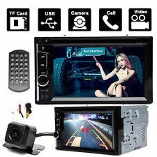 Bluetooth Audio Car Radio Stereo In Dash Kit for 2006-2011 Honda Civic+HD Camera