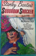 Suburban Shocker - Stanley Baxter  Paperback 1985