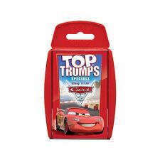 Top Trumps - Disney Cars 2 (Pixar)