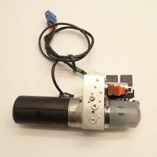Peugeot 307 CC  Hydraulikpumpe Verdeck Verdeckpumpe Pumpe 10562130111