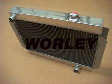 Aluminum radiator for Kingswood HQ HJ HX HZ V8 / Torana LH LX V8 Chevy engine