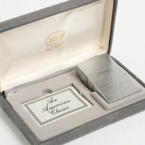 Zippo Lighter 1932 reissue. Limited Edition. With Box.