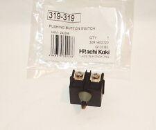Hitachi Push Button Switch for Hitachi Grinder Models/Part # 319-319