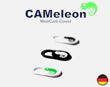 CAMeleon Webcam Cover I Slider für Smartphone, Laptop and Tablet