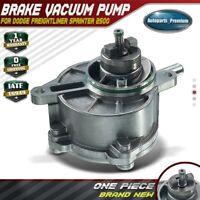 Brake Vacuum Pump with Seal Ring for Dodge Freightliner Sprinter 2500 3500 2.0L