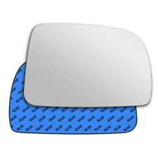 Right wing adhesive mirror glass for Hyundai Trajet 1999-2008 307RS