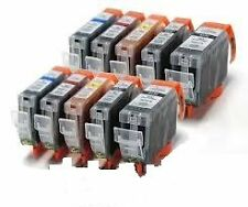 Premier Cartridges 10 Canon Compatible Cli526, Pgi525, Printing Ink Cartridges -