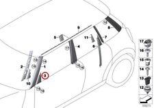 MINI F55 End Cover Door Trim (Front Right) (JS)