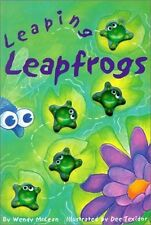 Leaping Leapfrogs (Interactive Button Board Books)