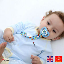 Dummy Clip Strap Soother Baby Infant Strap Holder Clips Pacyfier Safety Kid