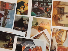 More details for new packs of art postcards ideal for postcrossing, all different very popular