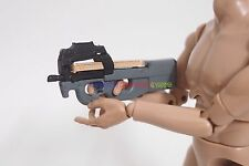 "1 x New 1/6 Scale P90 Gun For 12"" Action Figure"