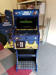 Space Invaders Arcade Machine  2 Player - Includes 3188 Games, Coin-Operated