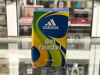 ADIDAS GET READY! FOR HIM EAU DE TOILETTE SPRAY 50 ML (HARD TO FIND)