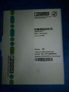 Rundsteckverbinder 12 pol, Industriestecker, Coninvers NC-12P1N8AMNR1 - 1592066