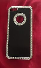 Iphone 5 Case Black With Stones