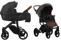 Bebetto Luca 2018 2in1 stroller baby pram pushchair wózek 8 colours to choose