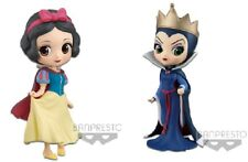 QPosket Banpresto Disney Villains Princess Snow White Queen 2X SET Toy Figure