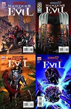 House of M: Masters of Evil #1-4 (2009-2010) Marvel Comics - 4 Comics