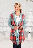 MATILDA JANE Steadfast Sweater Womens Size Medium New In Bag Cardigan