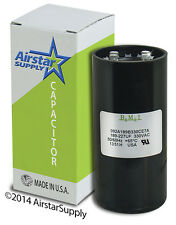 189 - 227 uF x 330 VAC • BMI # 092A189B330CE7A Motor Start Capacitor • USA