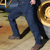 Result Work-Guard Mens Stretch Workwear Trouser Protective Builder Handyman Pant
