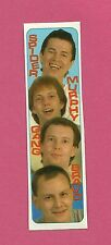 Spider Murphy Gang 1980s Movie Pop Rock Music TV Mini Sticker from Germany