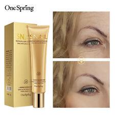 Snail Essence Repair Eye Serum Whitening Anti-aging Wrinkle Remove Dark Circles